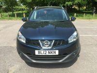used Nissan Qashqai +2 1.5 dCi n-tec+ 2WD 5dr