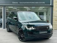 used Land Rover Range Rover 4.4 SD V8 Autobiography Auto 4WD (s/s) 5dr LWB