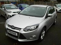 used Ford Focus 1.6 Zetec TI-VCT (125ps) Hatchback 5d