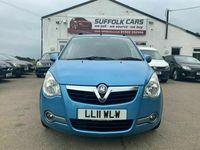 used Vauxhall Agila 1.2 i SE 5dr