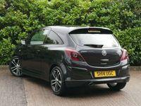 used Vauxhall Corsa 1.4 Black Edition 3d