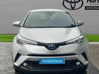 used Toyota C-HR HATCHBACK 1.8 Hybrid Icon 5dr CVT