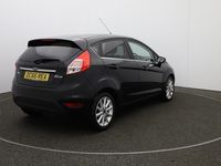 used Ford Fiesta 1.0T Titanium (100ps) EcoBoost (s/s) 5d
