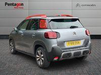 used Citroën C3 Aircross 1.2 PURETECH FLAIR 5DR mpv (multi-purpose vehicle) hatchback