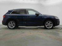 used Audi Q5 S line 2.0 TDI quattro 190 PS S tronic