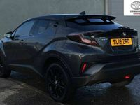 used Toyota C-HR 1.2 T (115bhp) Dynamic Crossover 5-Dr