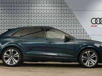 used Audi Q8 Edition 1 50 TDI quattro 286 PS tiptronic