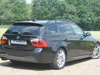 used BMW 330 3 SeriesTouring 3.0d 231 M Sport A6 Estate 2007