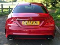 used Mercedes CLA200 2.1D LINE 4d 134 BHP B/TOOTH+USB+AUX+FDSH+AIRCON+ABS