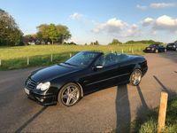 used Mercedes CLK63 AMG CLK 6.2AMG Cabriolet 7G-Tronic 2dr