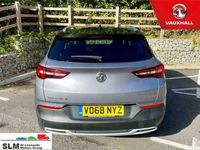 used Vauxhall Grandland X 1.2 SPORT NAV S/S 5 door hatchback