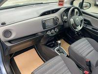 used Toyota Yaris VVT-I ICON M-DRIVE S Hatchback 2017