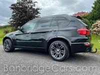 used BMW X5 3.0 40d M Sport Auto xDrive (s/s) 5dr