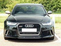 used Audi RS6 RS6 AVANT 4.0PERFORMANCE PLUS AVANT TFSI QUATTRO 5d 597
