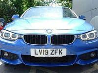 used BMW 430 4 Series 2.0 i GPF M Sport Auto (s/s) 2dr