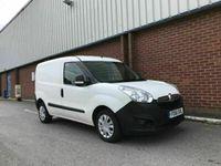 used Vauxhall Combo 2000 1.6 CDTI 16V 105ps H1 Van
