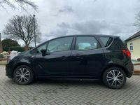 used Vauxhall Meriva 1.4 i 16v Turbo Exclusiv 5dr