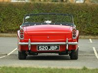 used Daimler SP 250 'B' SPECIFICATION