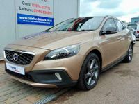used Volvo V40 CC 2.0 D2 [120] Lux 5dr Geartronic