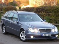 used Mercedes E320 E Class 3.2CDI Avantgarde 5dr (Euro 4)