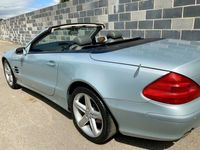 used Mercedes SL350 SLC Class 2005 SL Class 3.72dr Convertible 2005