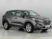 used Hyundai Tucson 1.6 GDi Blue Drive SE Nav