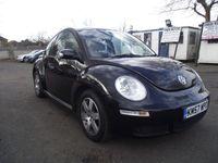 used VW Beetle luna 102PS