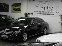 used Mercedes E220 E-Class 2.0dSE (s/s) Saloon 4d