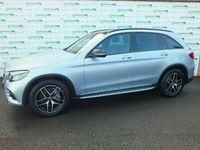 used Mercedes 250 GLC D 4MATIC AMG LINE PREMIUM 2.2 5dr