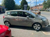 used Vauxhall Meriva 1.4i 16V Tech Line 5dr MPV 2015