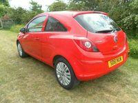 used Vauxhall Corsa 1.2 i 16v Excite 3dr