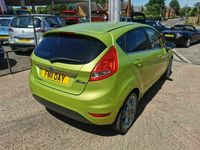 used Ford Fiesta 1.6 Titanium 5dr