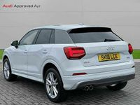 used Audi Q2 S line 1.4 TFSI cylinder on demand 150 PS S tronic