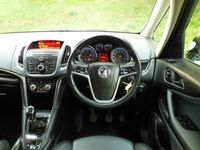 used Vauxhall Zafira Tourer ELITE CDTI 5-Door