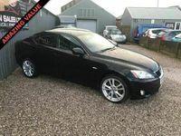 used Lexus IS220d SPORT 6 SPEED MANUAL (175BHP) *STUNNER* 2 OWNERS PX WELCOME- 4-Door