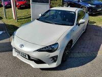 used Toyota GT86 D-4S PRO coupe