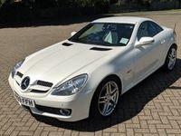 used Mercedes SLK200 SLK 1.82LOOK Edition 2dr