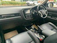 used Mitsubishi Outlander 2.0h 12kWh GX4h CVT 4WD (s/s) 5dr