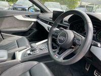 used Audi A4 SALOON