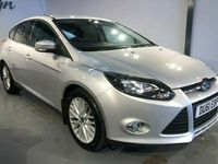 used Ford Focus 1.6 Zetec TI-VCT (105ps) Hatchback 5d