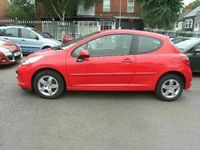 used Peugeot 207 CC 1.4 VTi 95 Sport Hatchback 5d 1397