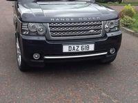 used Land Rover Range Rover 3.0 Td6 Vogue 5dr