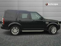 used Land Rover Discovery Diesel Sw 3.0 SDV6 HSE 5dr Auto