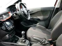used Vauxhall Corsa GRIFFIN hatchback special eds