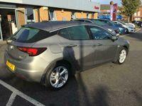 used Vauxhall Astra SRI 5 door hatchback
