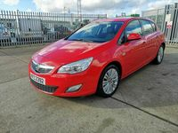 used Vauxhall Astra 1.6i Excite 5dr