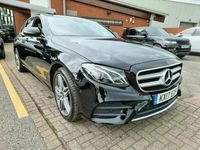 used Mercedes E350 E Class 2.0 EAMG LINE 4d 282 BHP G-TRONIC + S/S PLUG IN ELECTRIC HYBRID AUTO 4-Door
