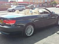 used BMW 320 Cabriolet 320i SE Auto Convertible From £8