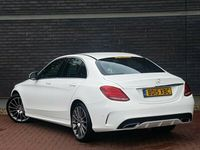 used Mercedes C220 C-Class 2.1CDIAMG Line (s/s) Saloon 4d 7G-Tronic Plus