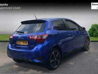 used Toyota Yaris 1.5 Hybrid Design 5dr CVT